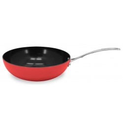 Ecopan Delight 28cm Stirfry Red
