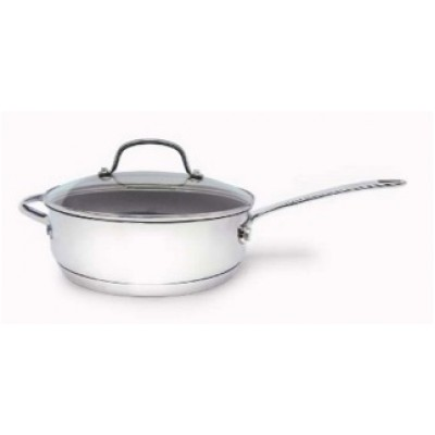 Tivoli Danica 28cm Saucepan with Helper Handle and Lid