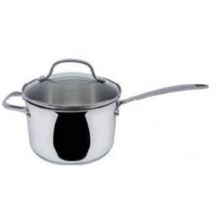 Tivoli Danica 20cm Saucepan with Helper Handle and Lid